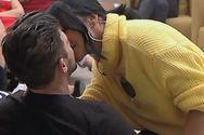 Το πρώτο φιλί στο σπίτι του Power of Love είναι γεγονός! (video)