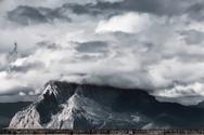 Η «Σοφία» άσπρισε περιοχές γύρω από την Πάτρα (pics)