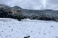 Πατρινοί ανέβηκαν στο Παναχαϊκό για να παίξουν με το χιόνι (pics)