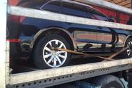 Αχαΐα: Mετέφερε αυτοκίνητα χωρίς μέτρα ασφαλείας