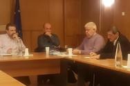 Ο Δήμαρχος Πατρέων συναντήθηκε με τον υπουργό Αγροτικής Ανάπτυξης και Τροφίμων