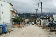Πάτρα: Σε λασπόδρομο έχει μετατραπεί η Διγενή Ακρίτα στα Μποζαΐτικα