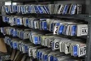 Πάνω από 5.000 πινακίδες κυκλοφορίας κατατέθηκαν συνολικά στις ΔΟΥ της Πάτρας