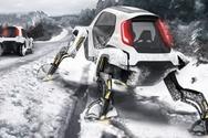 Η Hyundai βγάζει πρωτότυπο όχημα με... πόδια (video)
