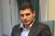 Ο Γενικός Γραμματέας ΥΝΑΝΠ Διονύσης Τεμπονέρας στην κοπή πίτας του ΕΒΕΠ