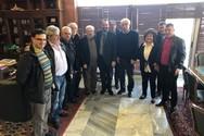 Δυτική Ελλάδα: Συνεχίζεται η προεκλογική δραστηριότητα του Νεκτάριου Φαρμάκη