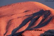 Όταν το χιόνι στις κορυφές του Παναχαϊκού γίνεται