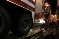 Πάτρα: Φωτιά στο κτίριο των Μηχανολόγων του Πανεπιστημίου