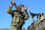 Πραγματοποιήθηκαν βολές πληρωμάτων αρμάτων της ΧΙΙΙ Τεθωρακισμένης Ταξιαρχίας (φωτο)
