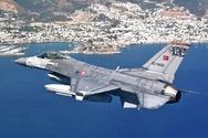 Τουρκικά F-16 παρενόχλησαν ελληνικό ελικόπτερο διάσωσης