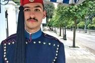 Αποστόλης Κούρτης - Ο Πατρινός Εύζωνος της Προεδρικής Φρουράς