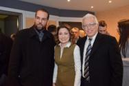 Πάτρα: Με επιτυχία η κοπή πίτας στο τεχνικό γραφείο της Χριστίνας Αλεξοπούλου (pics)