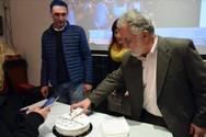 Πάτρα: O σύλλογος ΑΣΤΟ-Επικοινωνούμε έκοψε την πίτα του (pics)
