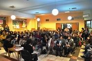 Πάτρα - Πραγματοποιήθηκε η παρουσίαση του βιβλίου «Μια μικρή άγνωστη λύπη» του Ηλία Γκότση (φωτο)