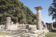 Δυτική Ελλάδα: Κατολισθήσεις απειλούν τον αρχαιολογικό χώρο της Ολυμπίας (pics)