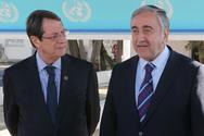 Στις 26 Φεβρουαρίου η συνάντηση Αναστασιάδη - Ακιντζί