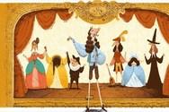 H Google τιμά με το σημερινό της doodle, τον Γάλλο «δάσκαλο» της κωμωδίας (φωτο)
