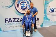 Δεύτερος ο Γκρέμισλαβ Μωϋσιάδης στο Παγκόσμιο Κύπελλο «Fazza»