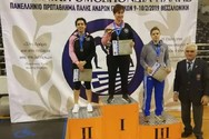 Xάλκινo μετάλλιo στο πανελλήνιο πρωτάθλημα ανδρών - γυναικών για τον Σύλλογο