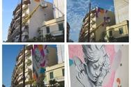 Πάτρα - Το mural