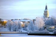 Η πόλη που τα παιδιά πάνε σχολείο ακόμα και με -17°C