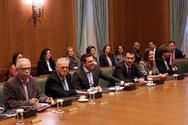 Το μεσημέρι θα συνεδριάσει το Υπουργικό Συμβούλιο