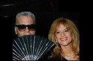Όταν η Αλίκη Βουγιουκλάκη πόζαρε στο πλευρό του Karl Lagerfeld!
