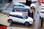 Οδηγός σε έκθεση αυτοκινήτου, τέσταρε αμάξι και έσπασε τα πάντα (video)