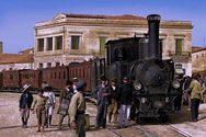 Αυτό είναι το πρώτο τρένο που ένωσε την Πάτρα με την Αθήνα!