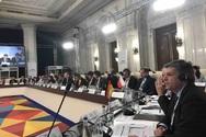 O Θεόδωρος Παπαθεοδώρου στην Κοινοβουλευτική Ομάδα ελέγχου της Europol (φωτο)