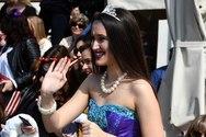Ντυμένη γοργόνα η Βασίλισσα του Πατρινού Καρναβαλιού μαγνήτισε τον φακό (pics)