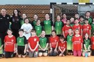 Επιτυχία σημείωσε η πρώτη δράση ανάπτυξης χειροσφαίρισης στην Πάτρα