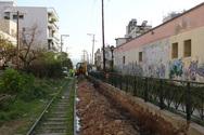 Προχωρούν με γοργούς ρυθμούς τα έργα για την επέκταση του Προαστιακού της Πάτρας (φωτο)