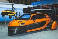 Το πρώτο ιπτάμενο αυτοκίνητο εμφανίστηκε στο Σαλόνι της Γενεύης