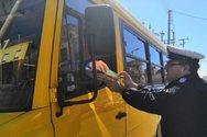 Aττική: Βεβαιώθηκαν 263 παραβάσεις σε σχολικά λεωφορεία μέσα σε 48 ώρες
