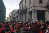 Όταν οι La Casa De Patrel ξεχύθηκαν στο κέντρο της Πάτρας (video)