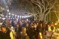 Τώρα - Ο χαμός στο πάρτι των καρναβαλικών πληρωμάτων της Πάτρας (pics)