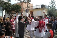 Πάτρα: Με επιτυχία τα Κούλουμα στην Νεάπολη Ζαρουχλεΐκων (φωτο)