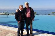Δυτική Αχαΐα: O Βασίλης Δημόπουλος υποψήφιος με τον Σπύρο Μυλωνά