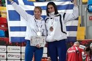 Πάτρα: Aσημένιο μετάλλιο για την Ανδριάνα Φωτακοπούλου (φωτο)