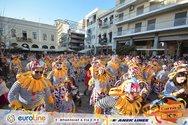 Τζουμ Τριαλαλόμ - Το πολύχρωμο γκρουπ που ξεχώρισε στο Πατρινό Καρναβάλι! (pics)