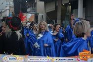 Στο Πατρινό Καρναβάλι... όλα είναι κομπλέ και το 81 ντύθηκε στα μπλε! (pics)