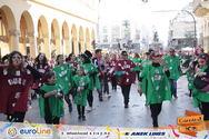 Οι τζογαδόροι, συμμετείχαν στο Πατρινό Καρναβάλι, ζητώντας