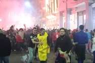 Ένας παραλίγο... βιασμός στην καρδιά του καρναβαλιού της Πάτρας - Δείτε βίντεο