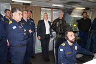 Παρακολούθηση επιχειρησιακών εραστηριοτήτων Ενόπλων Δυνάμεων από τον Ευάγγελο Αποστολάκη (φωτο)