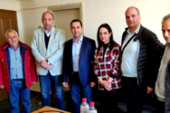 Δυτική Ελλάδα: Συνάντηση του Αντιπεριφερειάρχη Κ. Μητρόπουλου με επιχειρηματική αποστολή από τη Σερβία