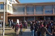 Πάτρα: Kινητοποίηση φοιτητών στη Σύγκλητο της Πρυτανείας του Πανεπιστημίου