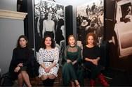 Η Ηρώ Μπέζου τιμήθηκε με το βραβείο «Μελίνα Μερκούρη»