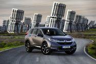 To υβριδικό Honda CR-V βγαίνει στην ελληνική αγορά