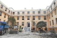 Πάτρα: Στο φουλ οι εργασίες στο Παλαιό Αρσάκειο - Μέχρι πότε θα είναι έτοιμο το κτίριο (pics)